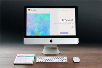 réalisation site internet art-thérapie