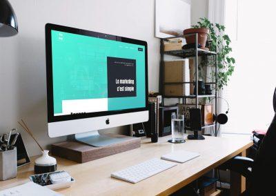 site-vitrine-wordpress-ambe-design